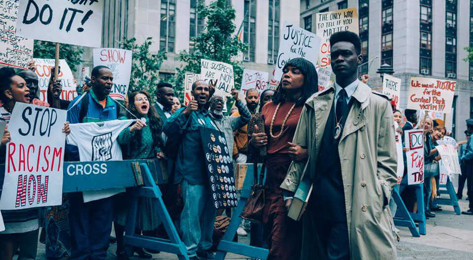 "When They See Us – La vera storia dei ""Central Park Five"""